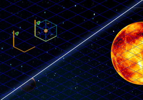 GalaxyExpanse Galaxie und Sonnensysteme